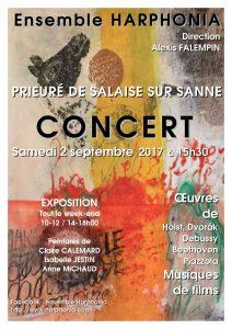 Concert-expo du prieuré A3